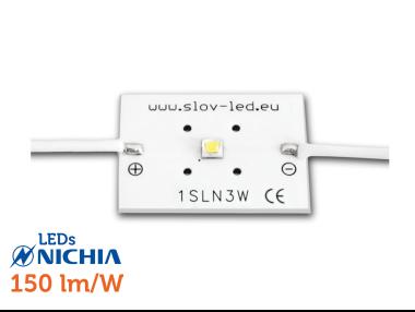 1SLN3W - biely modul